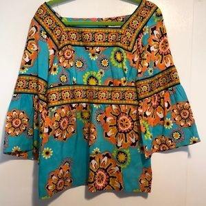 Trunk Turk blouse